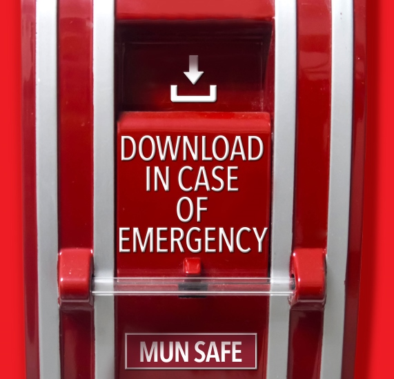 Images Go to the New Detail: Grenfell launches MUN Safe app