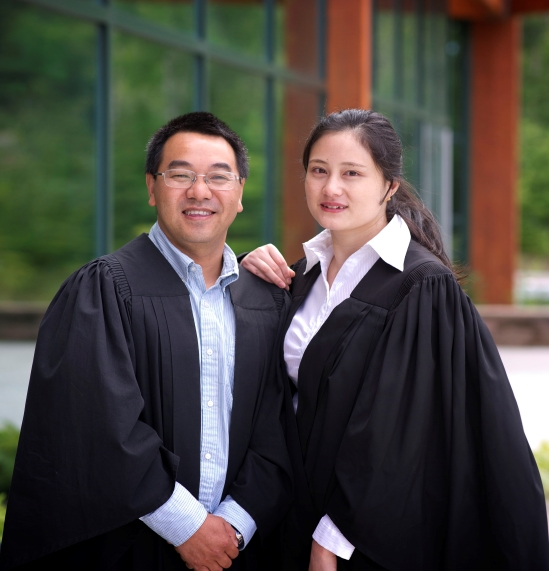 Images Go to the New Detail: Grenfell Campus holds first PhD defence